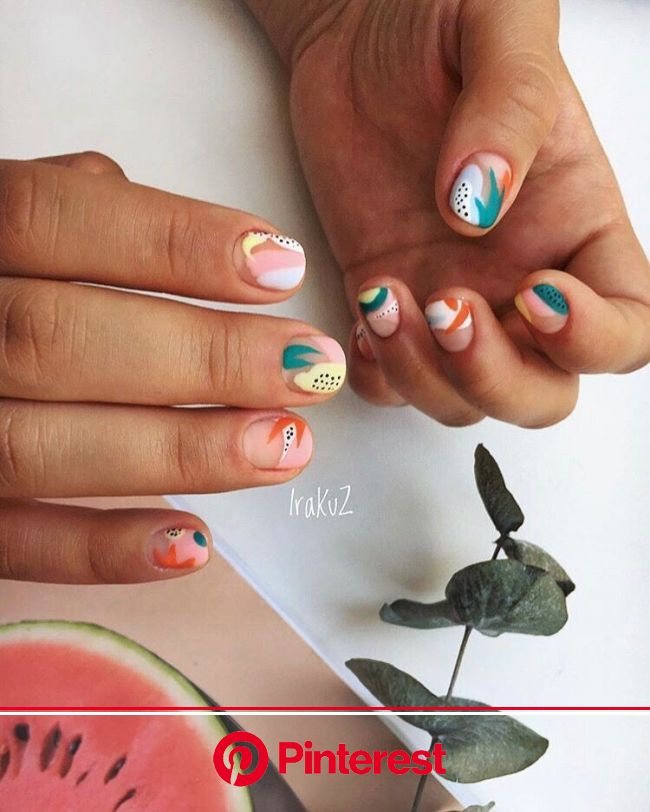 #naildesignmagazine #haloween2019 #nailpolishaddict #naildesignerporamor #nailsdid #nailsoftheweek | Дизайнерские ногти, Огненные ногти, Красивые ногт
