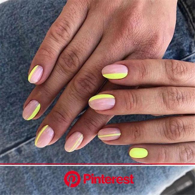 83 stunning nail art ideas~ - Page 53 of 83 - Inspiration Diary | Stylish nails, Minimalist nails, Green nails