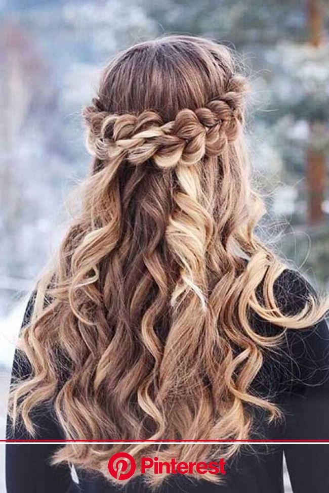 Penteados com tranças 2021: fotos, dicas e como fazer | We Fashion Trends | Penteados com trança, Ideias de penteado, Penteados para cabelo liso