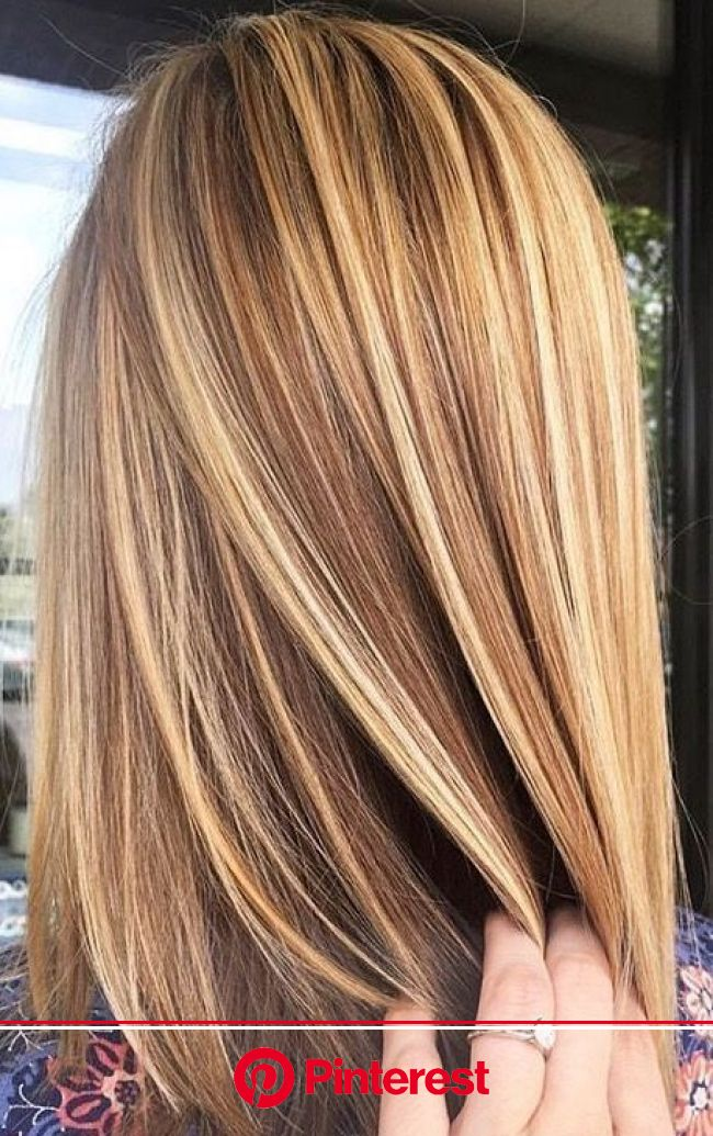 Brown hair with blonde highlights. by jacqueline | Hair in 2018 | Pinterest | Hair, Hair styles… | Blonde hair with highlights, Brown blonde hair, Hon